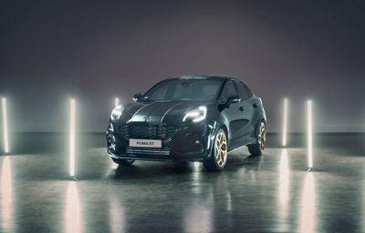 Zaprojektowany przez fanów, dla fanów: Ford Puma ST Gold Edition