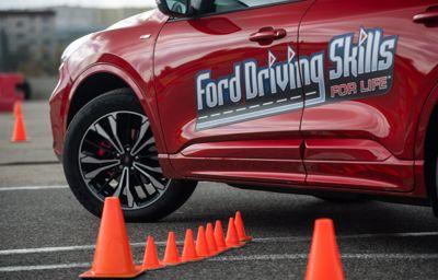 Bezpłatne szkolenia z bezpieczeństwa jazdy Ford Driving Skills For Life