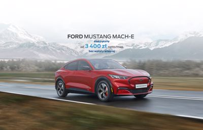 Ford Wynajem - Ford Mustang Mach-E