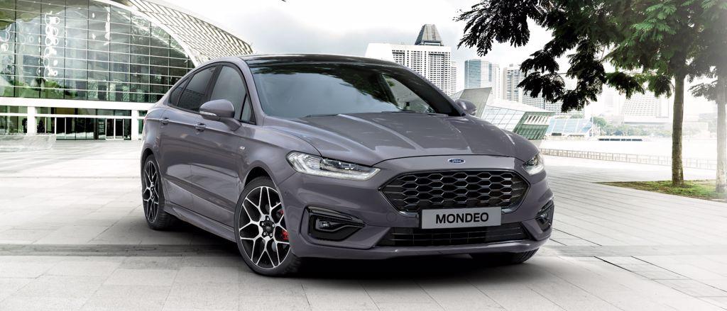 Ford Mondeo (Auto-Boss)