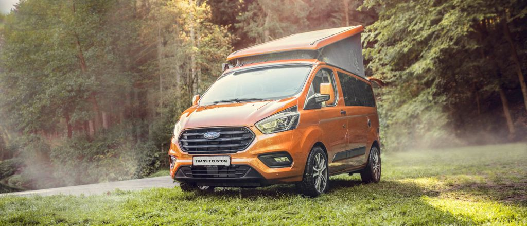 Ford Transit Nugget (Auto-Boss)