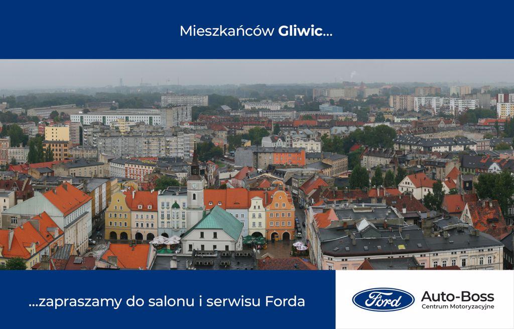 Salon i Serwis Ford Gliwice