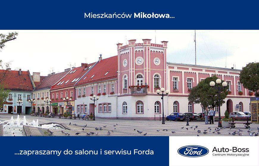 Ford mikołów salon i serwis