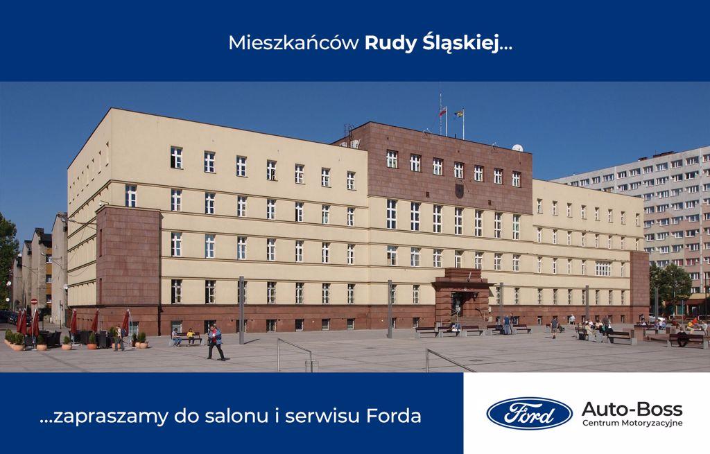 Salon i serwis Ford Ruda Śląska