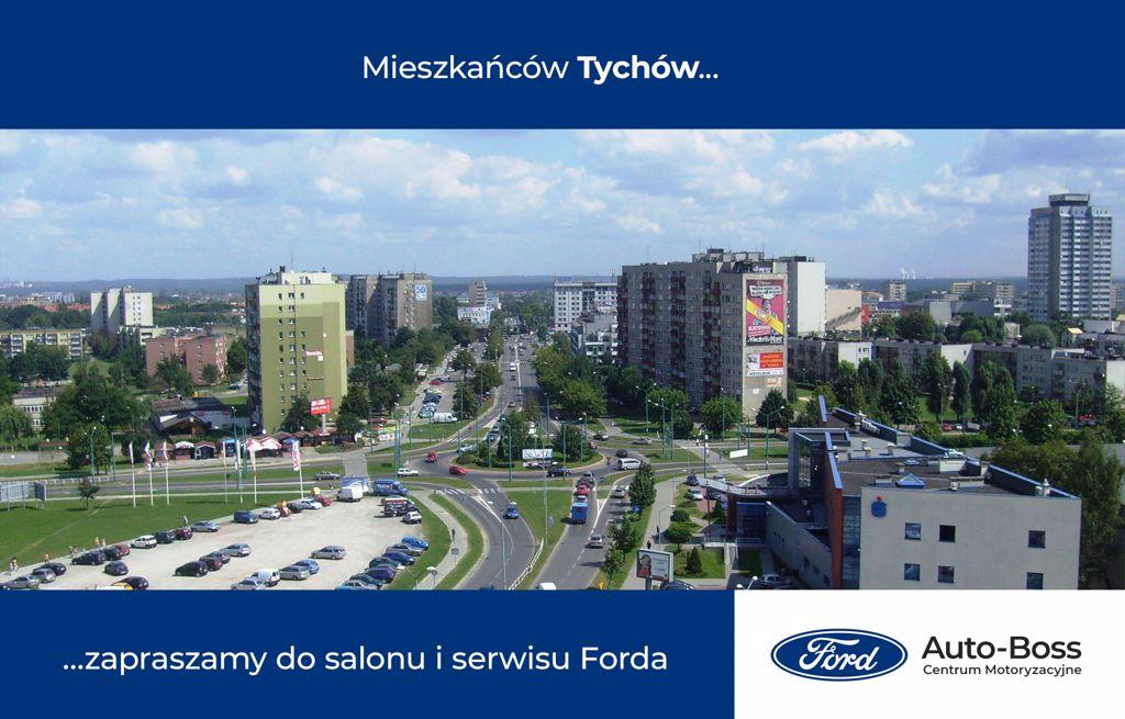 Ford Tychy salon i serwis