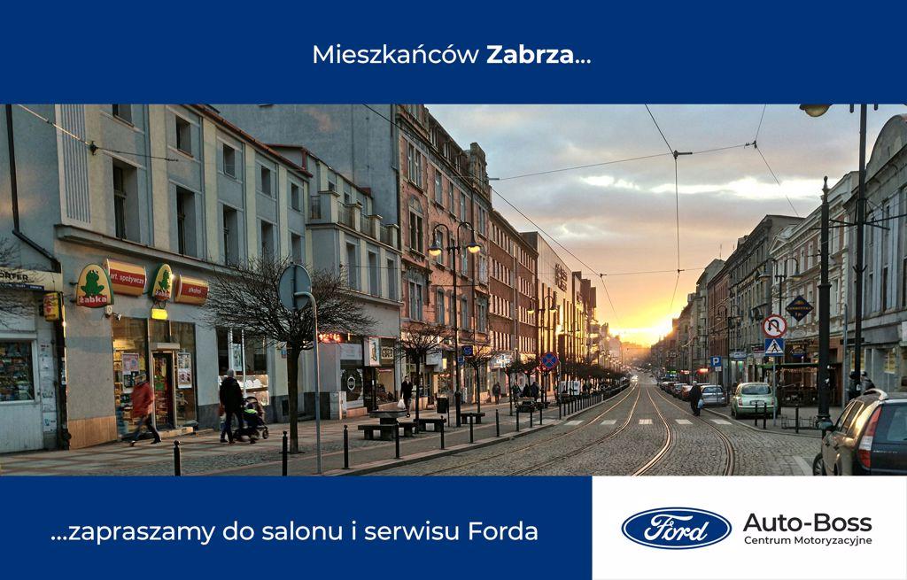 Ford Zabrze salon i serwis