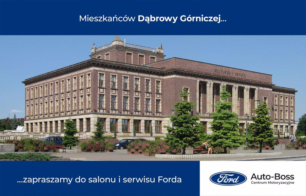 Salon samochodowy Ford Dąbrowa Górnicza