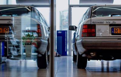 Ford Scorpio w salonie MH Motors