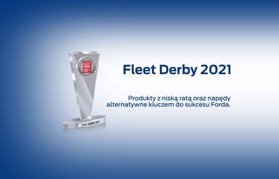 Sukces Forda w plebiscycie Fleet Derby 2021