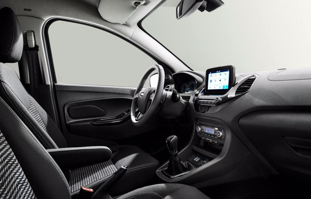Ford Technologia Wnetrze Samochodu