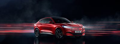 Nowy Ford Mustang MACH-E
