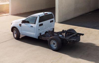 Ford Ranger - Lider rynku pick-upów
