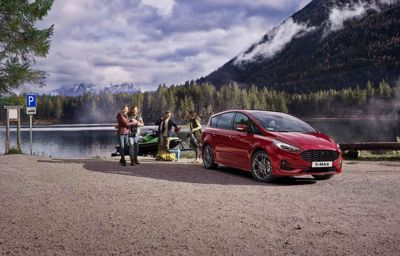 Nowy Ford S-Max Hybrid w Europie 2021 - Nowy S-MAX -  Auto Boss