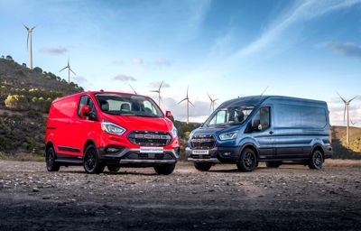 Nowe modele Ford Transit - Trail i Active uterenowione warianty