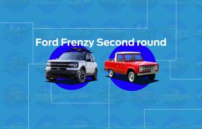 Macie swojego ulubionego Forda? Być może znalazł się on w konkursie na najlepszy model w historii marki.