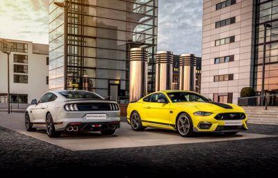 Nowy Ford Mustang Mach 1 - najszybsza wersja seryjna Mustanga