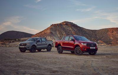Ford Ranger Stormtrak i Wolftrak - Nowe wersje limitowane