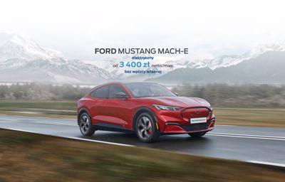 Ford wynajem - Mustang Mach-E