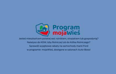 Program MojaWieś