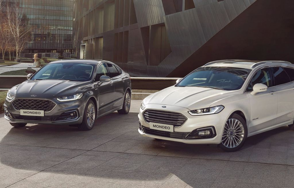 nowy ford mondeo leasing