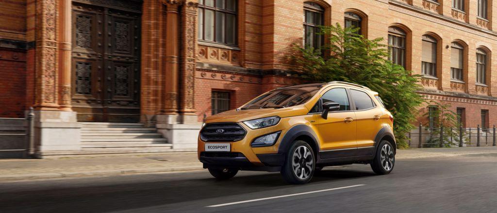 Ford EcoSport (Auto-Boss)