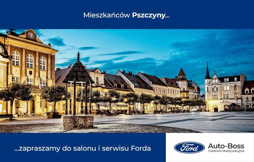Salon i serwis ford Pszczyna