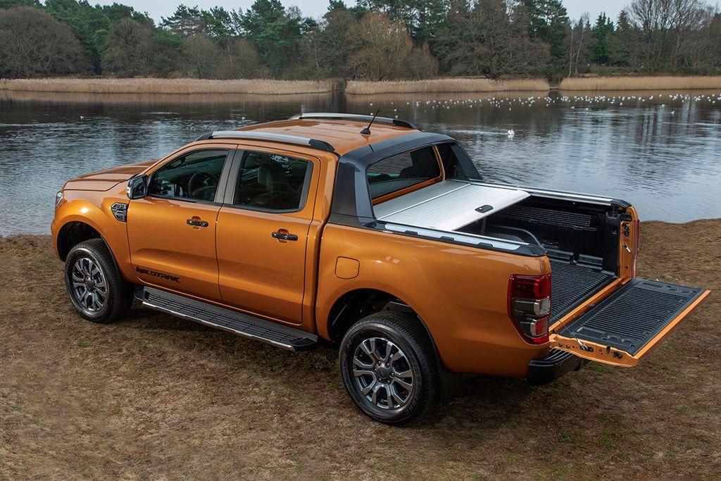 ford ranger leasing