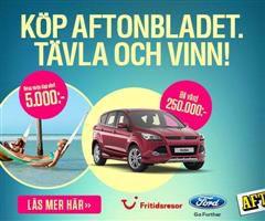 Köp Aftonbladet och var med och tävla varje dag!