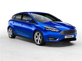 Lansering av Nya Ford Focus