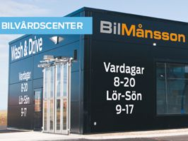 Wash&Drive Bilvårdscenter
