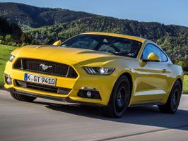 Ford Mustang är Sveriges populäraste sportbil i år