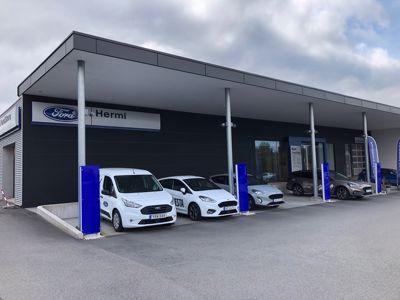 Dahlqvists Bil expanderar och utvecklar sin Ford-verksamhet till Växjö.