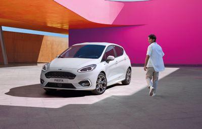 Ford Fiesta Titanium  - Privatleasing nu från 2 145 kr/månad