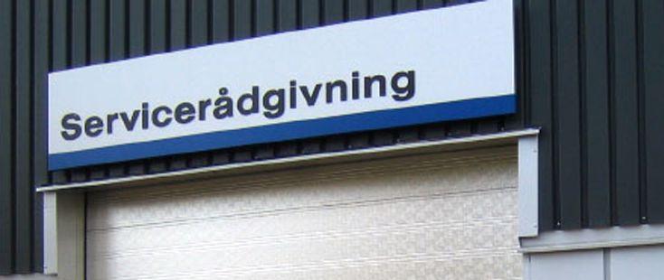 Service rådgivning hos Dahlqvists Bil
