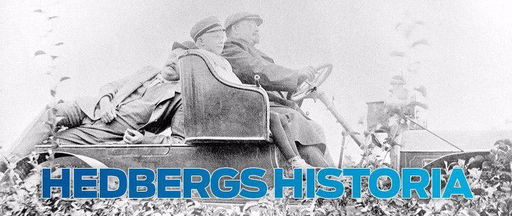 Hedbergs Historia