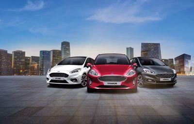 Lindqvist Bil lanserar Nya Ford Fiesta