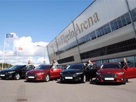 Nya bilar till Kalmar FF