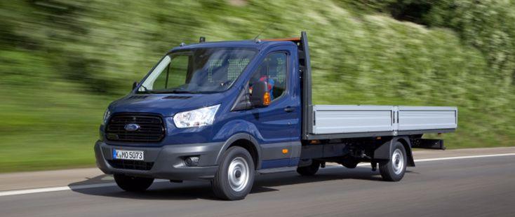 Ford presenterar Ford Telematics™