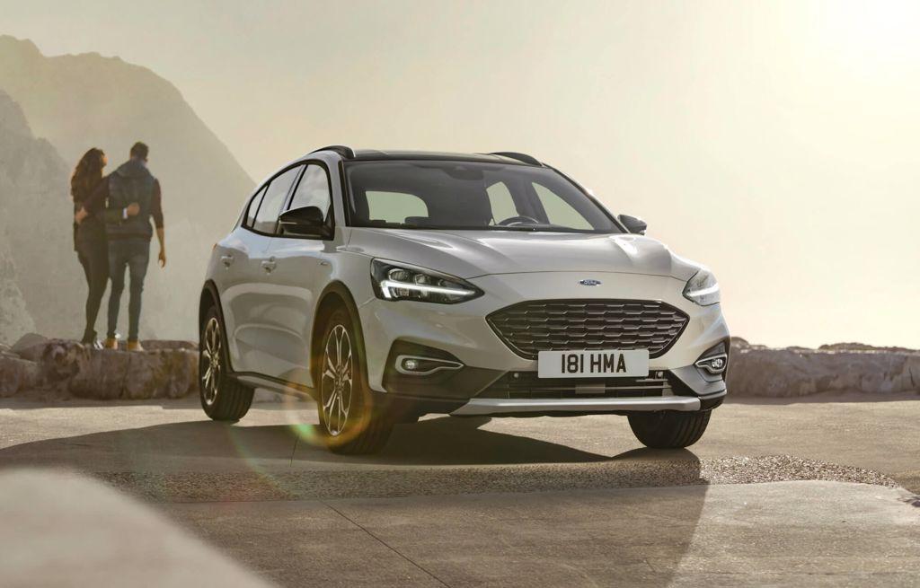 Nya Ford Focus är här