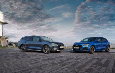 Nya Ford Focus: snyggare och smartare än någonsin