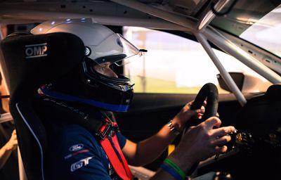 Ford forskar kring prestationsförmåga – tar hjälp av rallyförare