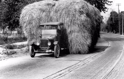 Fords transportbilar firar 100 år