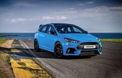 Ford firar Focus RS med ny specialversion
