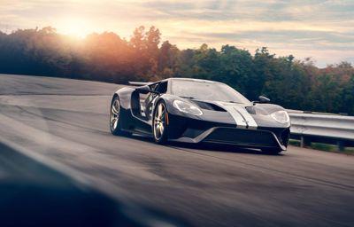 Ford GT slog hastighetsrekord – snabbaste Forden någonsin