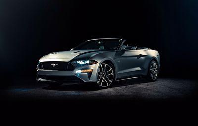 Så blir nya Ford Mustang cabriolet
