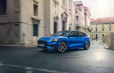 Ford lanserar ny Focus – den mest tekniskt utrustade versionen någonsin