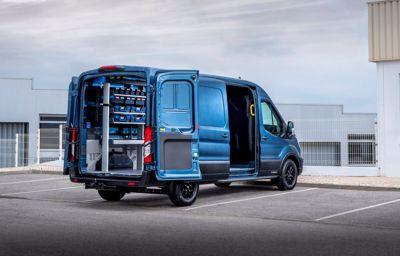 Ford presenterar nya Transitmodeller – Trail och Active