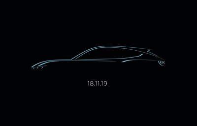 Fords nya Mustang-inspirerade och helt elektriska SUV presenteras 18 november