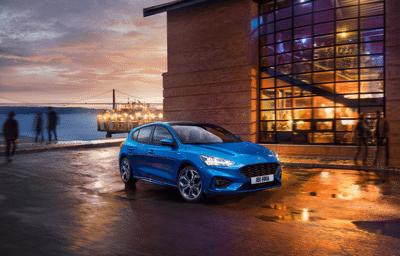 """Ford om nya Focus: """"Den mest innovativa, dynamiska och spännande Forden någonsin"""""""