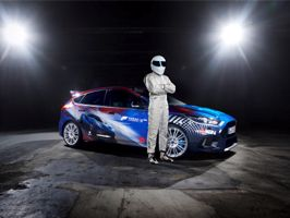Ford GT och spelanpassade Forza Focus RS är stjärnor på Gamescom